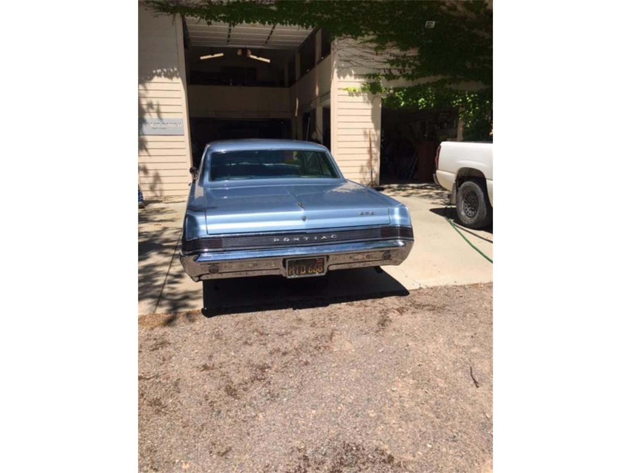1965 Pontiac GTO (CC-1237937) for sale in Susanville, California