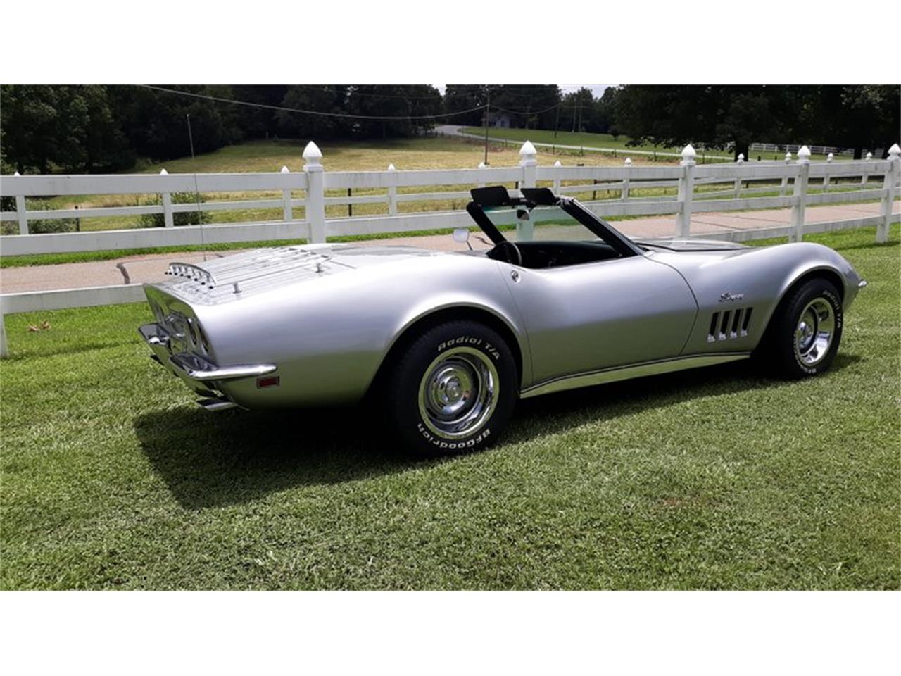 1968 Chevrolet Corvette (CC-1237957) for sale in Greensboro, North Carolina