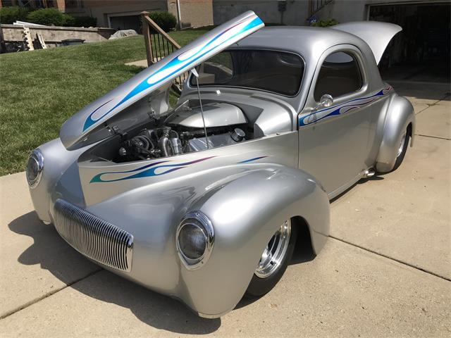 1941 Willys Coupe (CC-1230805) for sale in Cincinnati , Ohio