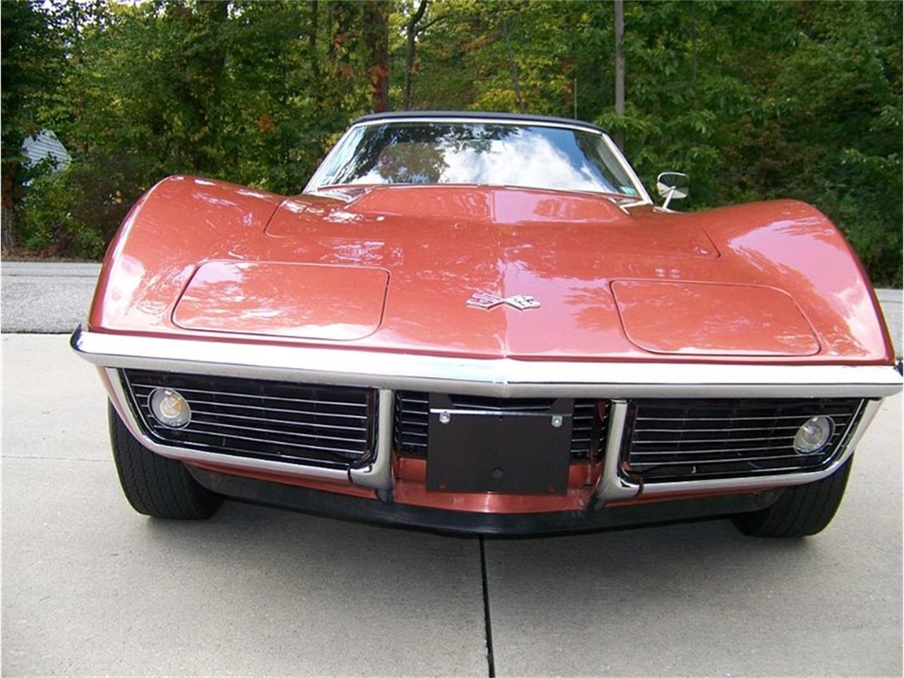1968 Chevrolet Corvette (CC-1238082) for sale in Greensboro, North Carolina