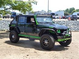 2012 Jeep Wrangler (CC-1238280) for sale in Greensboro, North Carolina