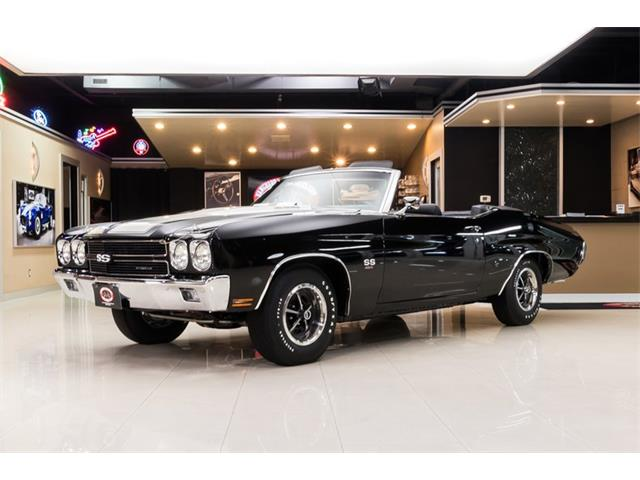 1970 Chevrolet Chevelle (CC-1230832) for sale in Plymouth, Michigan