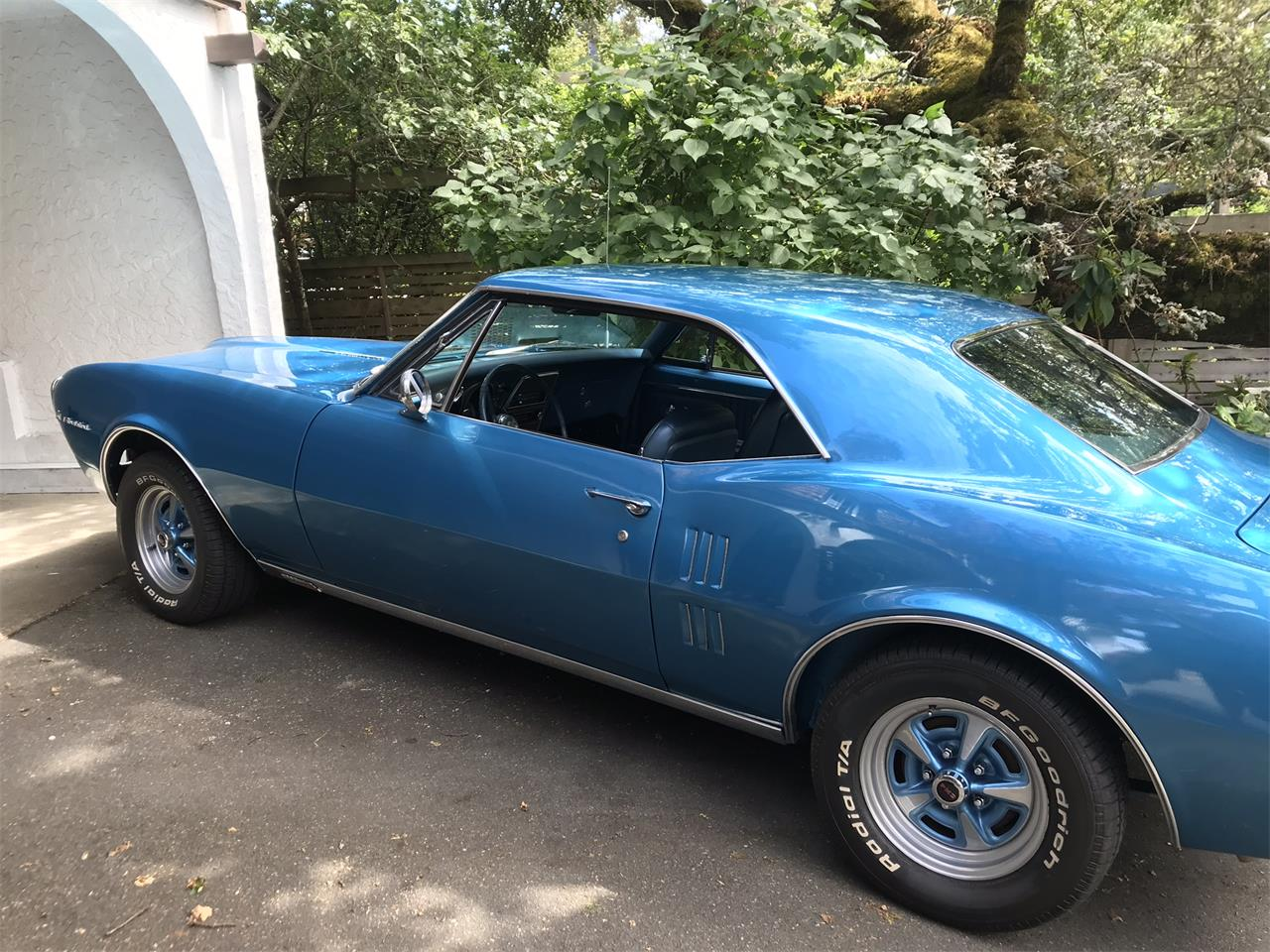 1967 Pontiac Firebird (CC-1238359) for sale in Victoria, British Columbia