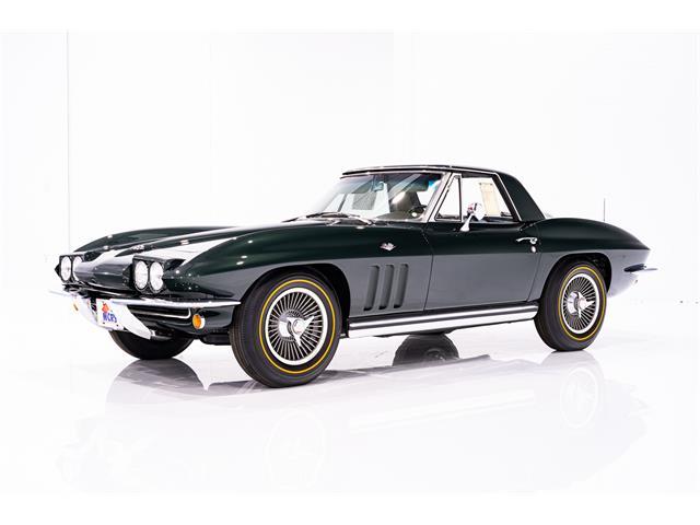 1965 Chevrolet Corvette (CC-1238373) for sale in Montreal, Quebec