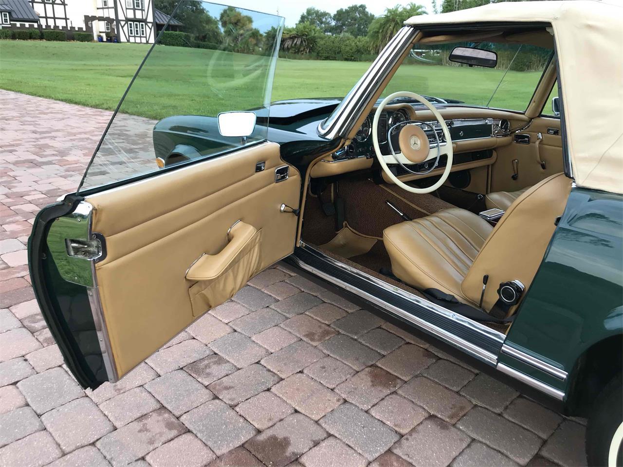 1970 Mercedes-Benz 280SL (CC-1238392) for sale in Sarasota, Florida