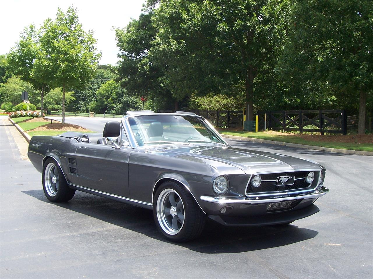 1967 Ford Mustang (CC-1238404) for sale in Alpharetta, Georgia