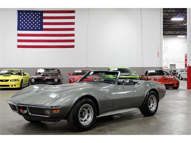 1971 Chevrolet Corvette (CC-1238408) for sale in Kentwood, Michigan
