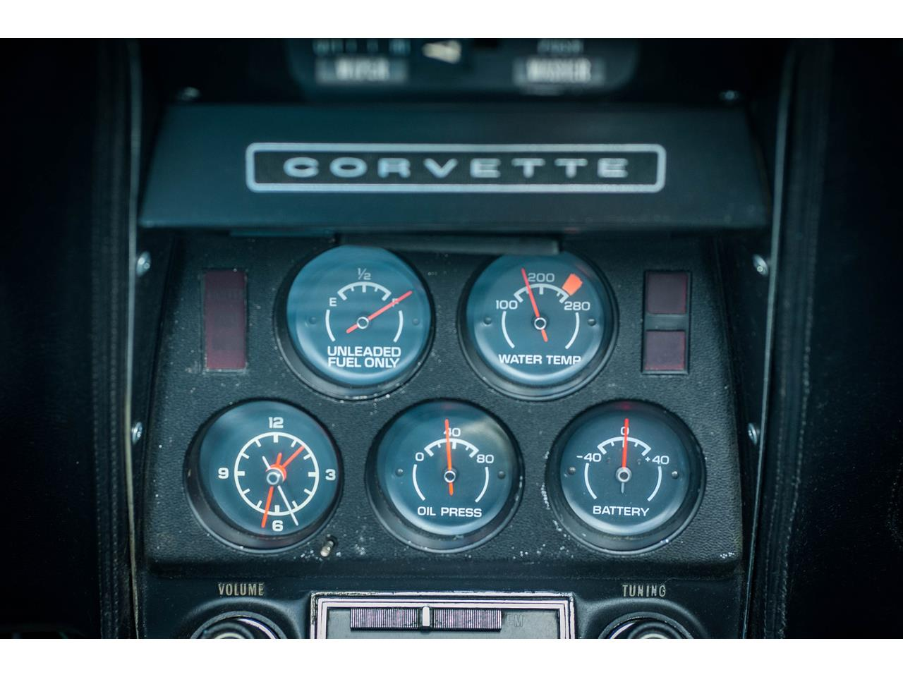 1975 Chevrolet Corvette (CC-1238479) for sale in O'Fallon, Illinois