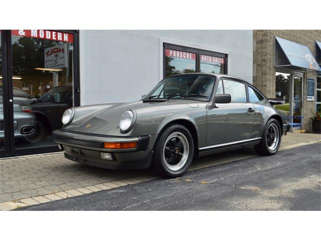 1987 Porsche 911 Carrera (CC-1238569) for sale in West Chester, Pennsylvania