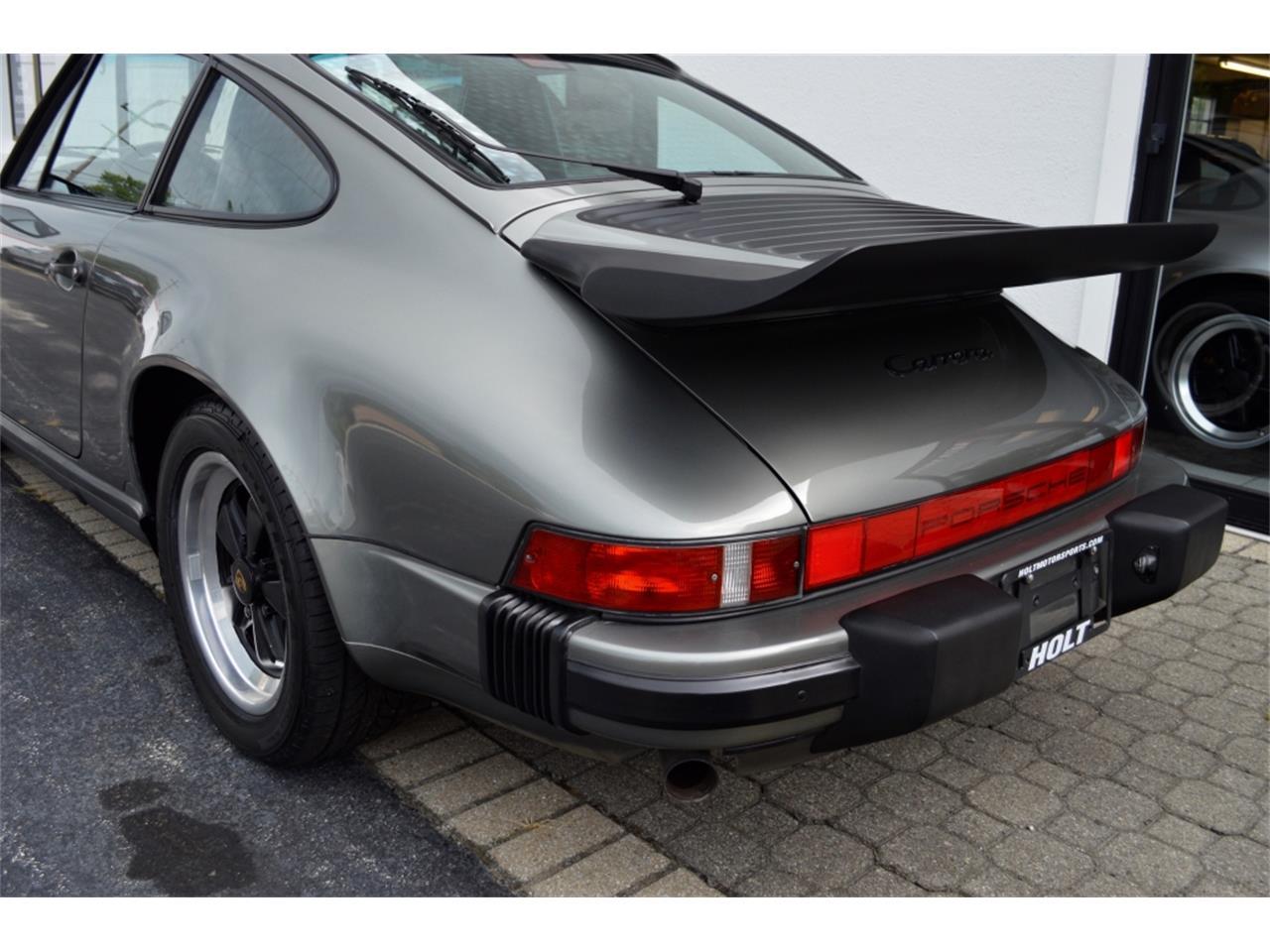 1987 Porsche 911 Carrera (CC-1238569) for sale in West Chester, Pennsylvania
