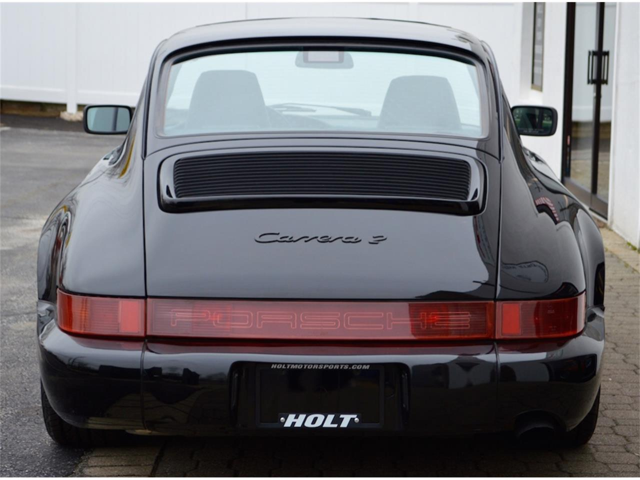 1991 Porsche 911 Carrera 2 (CC-1238570) for sale in West Chester, Pennsylvania