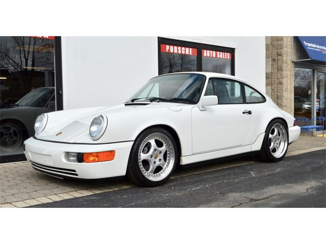 1990 Porsche 911 Carrera 4 (CC-1238579) for sale in West Chester, Pennsylvania