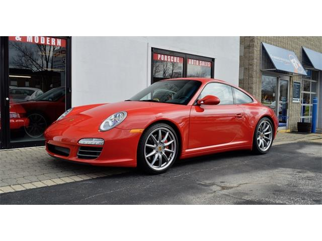 2011 Porsche Carrera (CC-1238580) for sale in West Chester, Pennsylvania