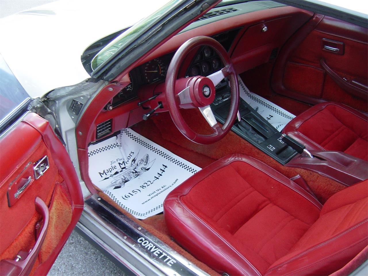 1978 Chevrolet Corvette (CC-1238581) for sale in Hendersonville, Tennessee