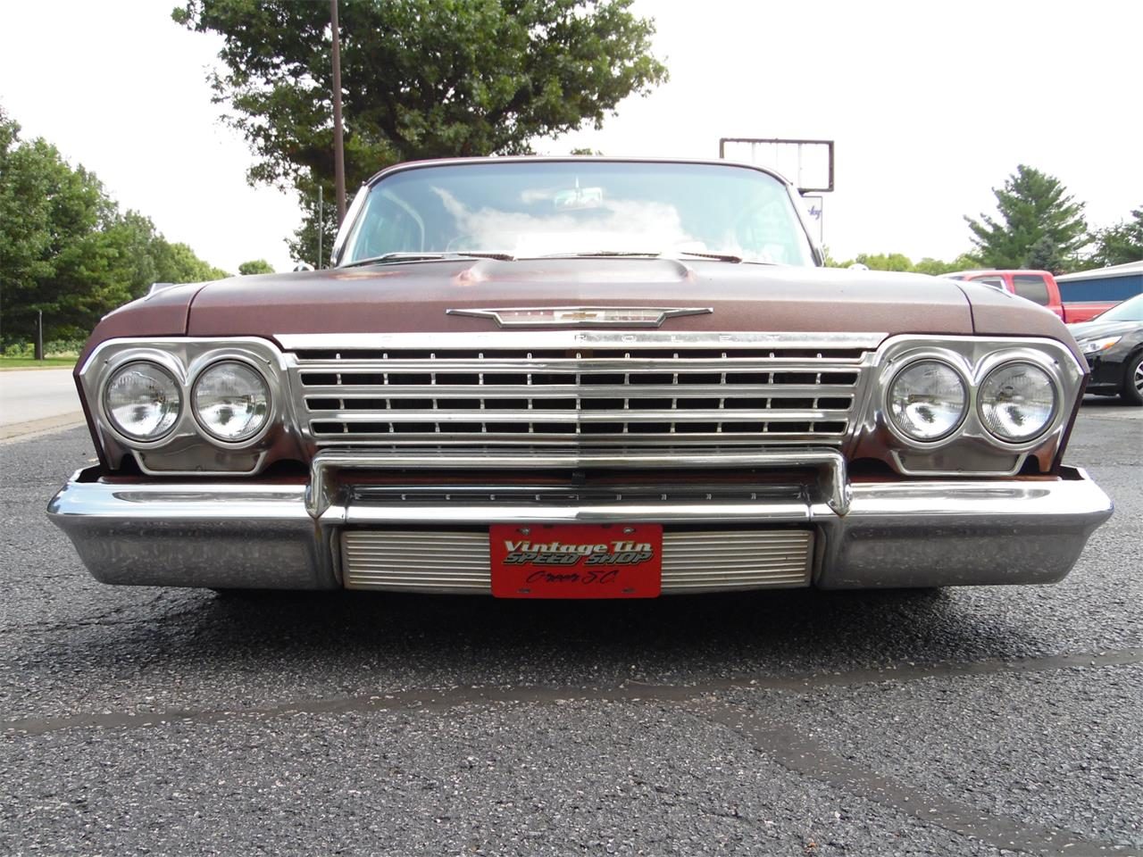 1962 Chevrolet Impala SS (CC-1238588) for sale in Paris , Kentucky