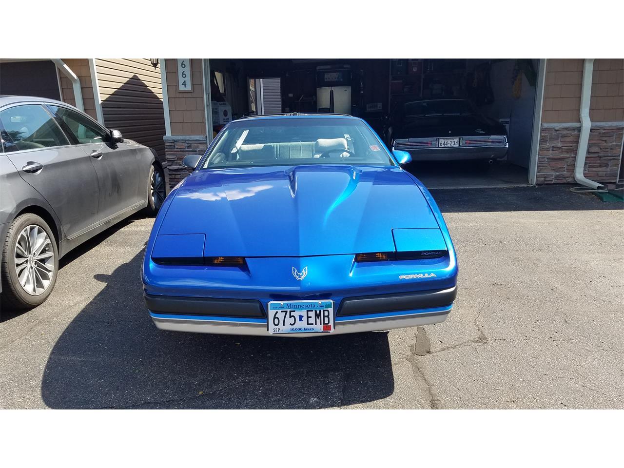 1987 Pontiac Firebird Formula (CC-1238608) for sale in VADNAIS HEIGHTS, Minnesota