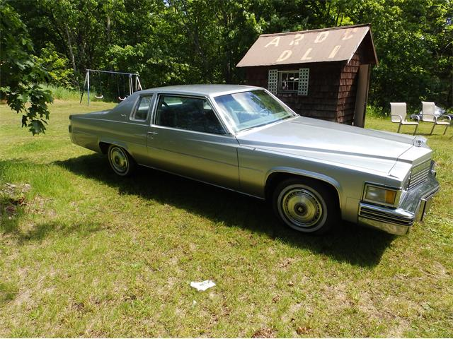1979 Cadillac Coupe DeVille (CC-1238609) for sale in Parry Sound, Ontario