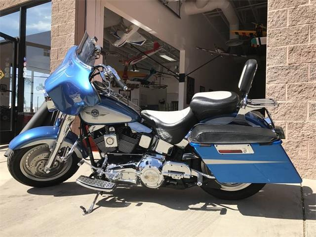 2005 Harley-Davidson FLSTF (CC-1238647) for sale in Henderson, Nevada