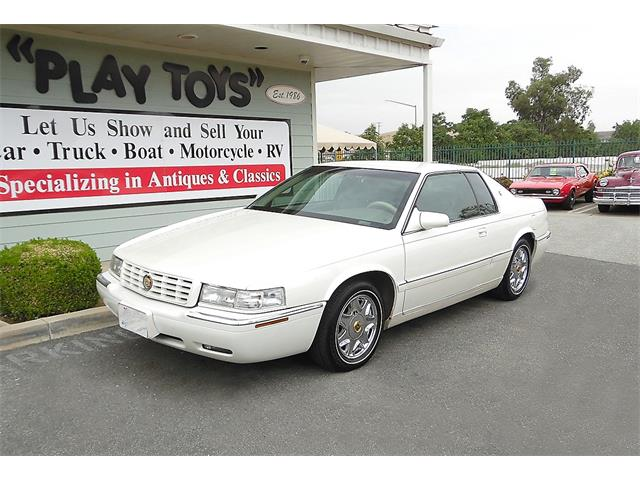 1995 Cadillac Eldorado (CC-1238659) for sale in Redlands, California