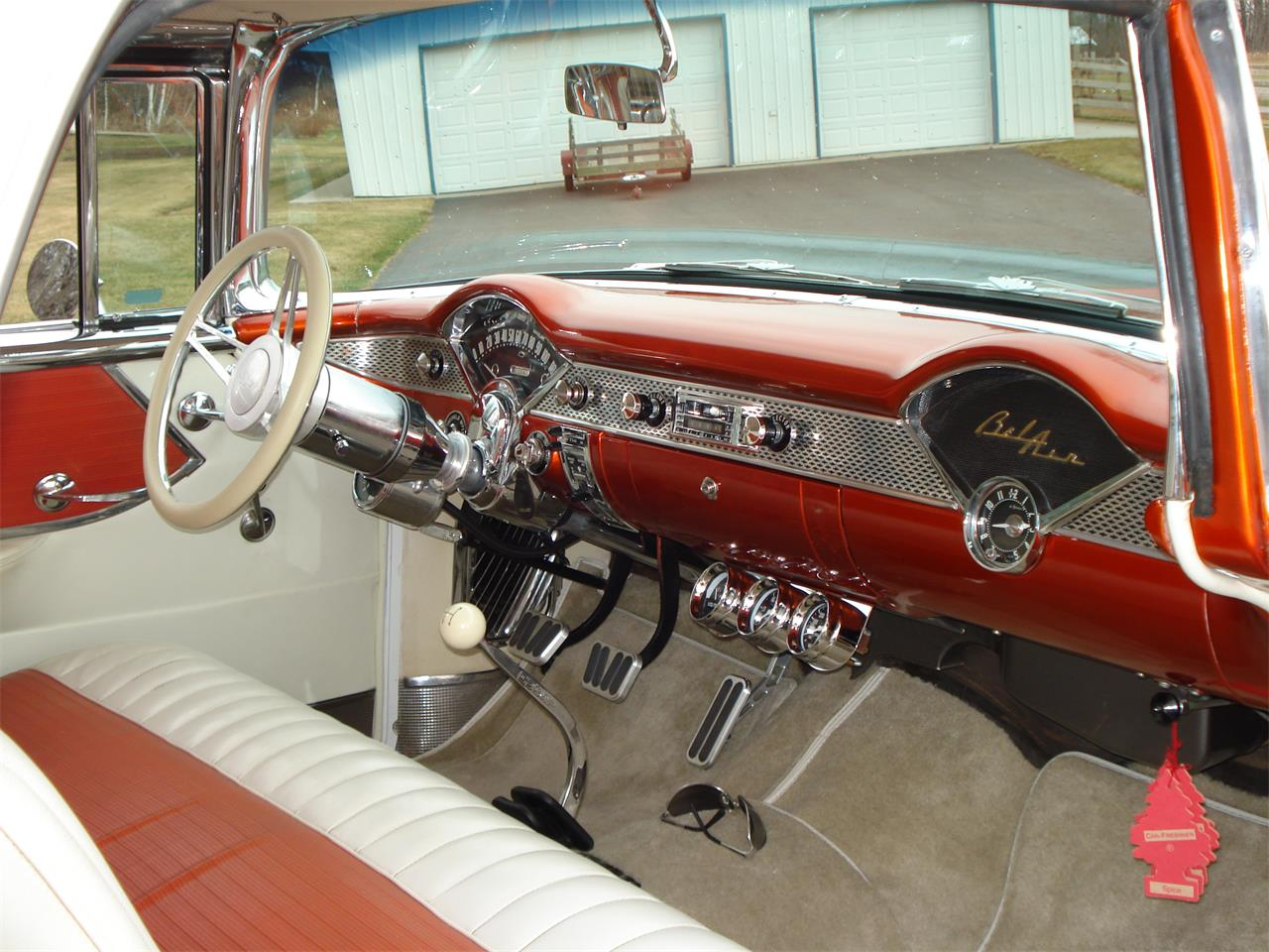 1955 Chevrolet Bel Air Nomad (CC-1238673) for sale in Mountain Grove, Missouri