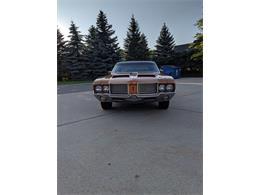 1972 Oldsmobile Cutlass Supreme (CC-1238685) for sale in Linden, Michigan
