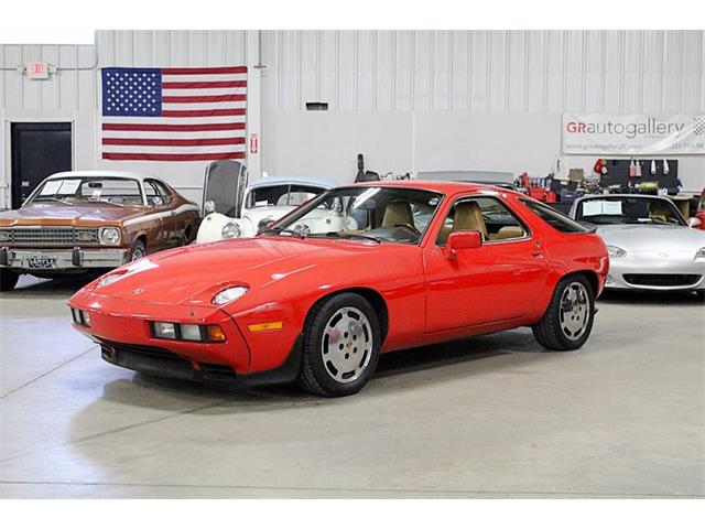 1985 Porsche 928 (CC-1238709) for sale in Kentwood, Michigan