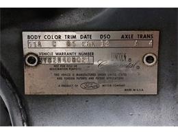 1963 Lincoln Continental (CC-1238715) for sale in Morgantown, Pennsylvania