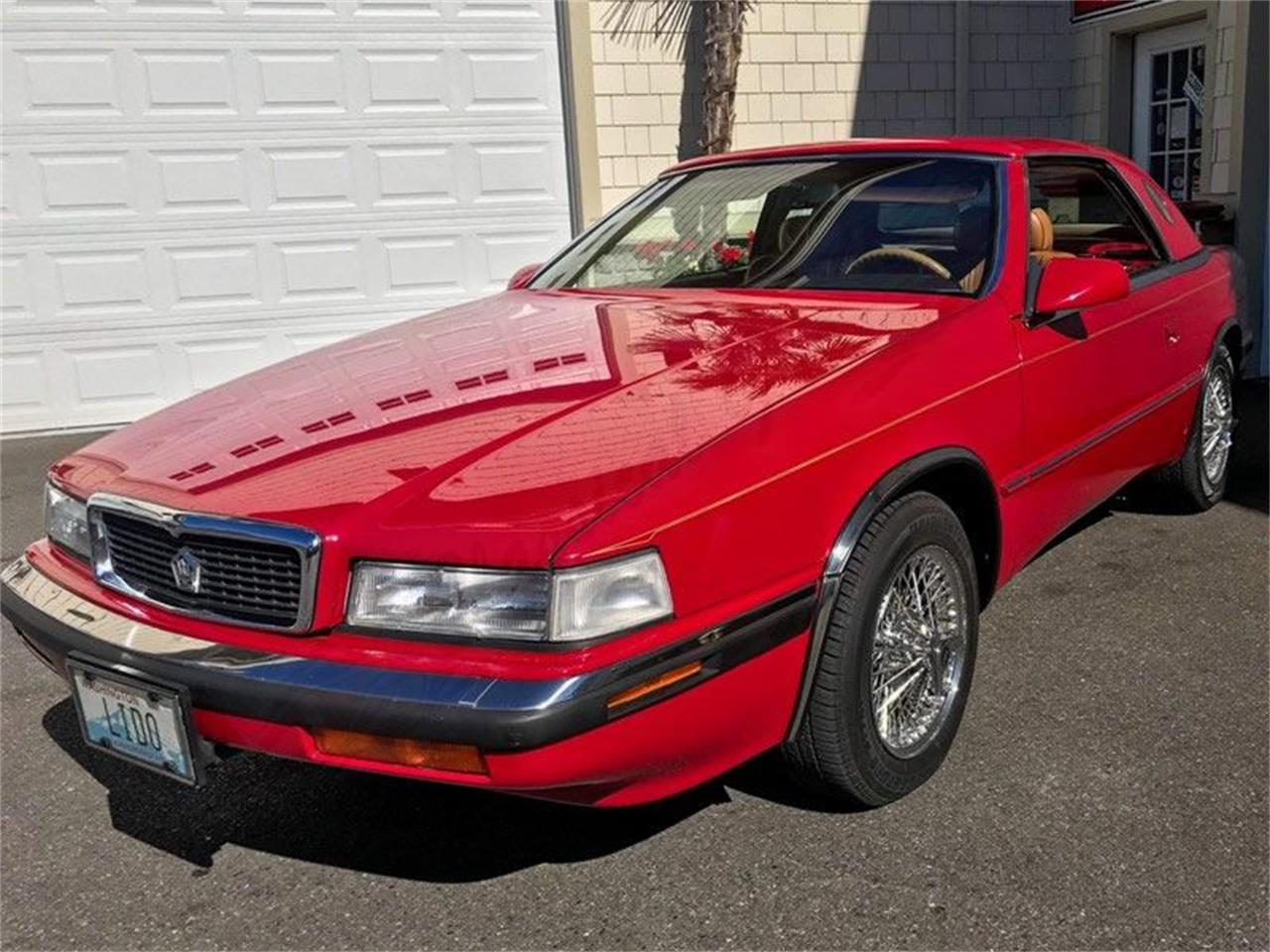 1991 Chrysler TC by Maserati (CC-1238770) for sale in Arlington, Texas