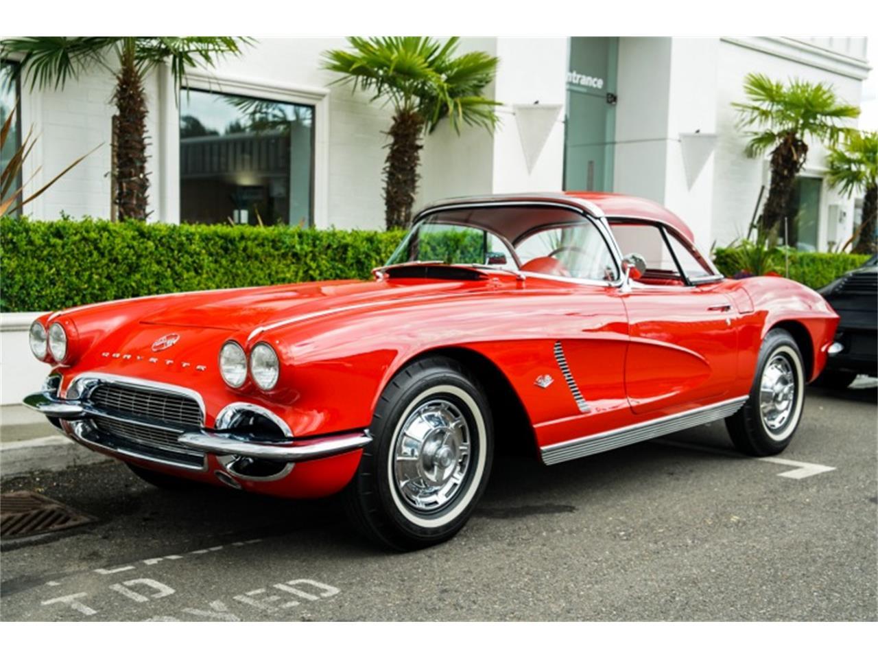 1962 Chevrolet Corvette (CC-1238805) for sale in Sparks, Nevada