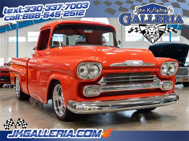 1958 Chevrolet Apache (CC-1238811) for sale in Salem, Ohio