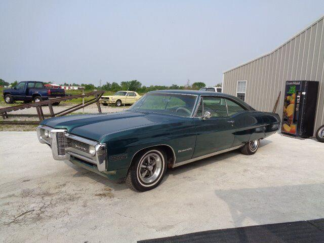 1968 Pontiac Bonneville (CC-1230885) for sale in Staunton, Illinois