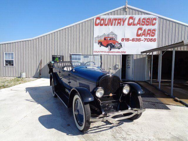 1923 Haynes Model 60 (CC-1230887) for sale in Staunton, Illinois