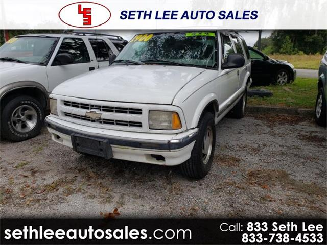 1997 Chevrolet Blazer (CC-1238877) for sale in Tavares, Florida