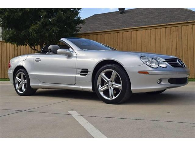 2006 Mercedes-Benz SL-Class (CC-1238879) for sale in Fort Worth, Texas