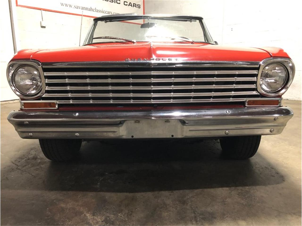 1963 Chevrolet Nova (CC-1238887) for sale in Savannah, Georgia