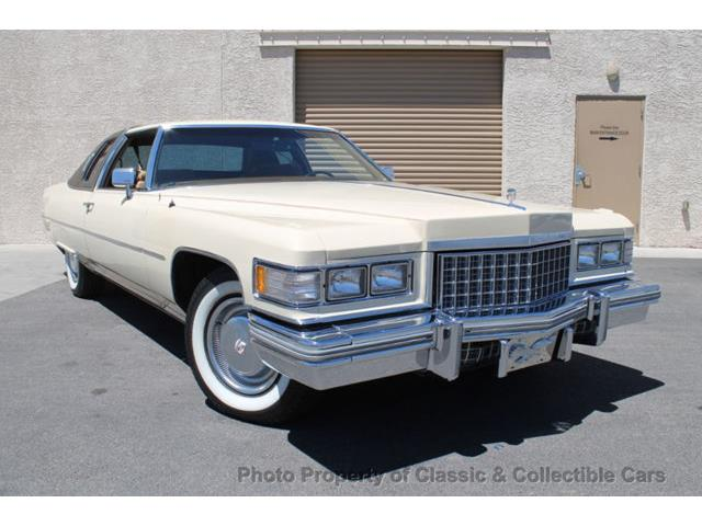 1976 Cadillac Coupe DeVille (CC-1238907) for sale in Las Vegas, Nevada