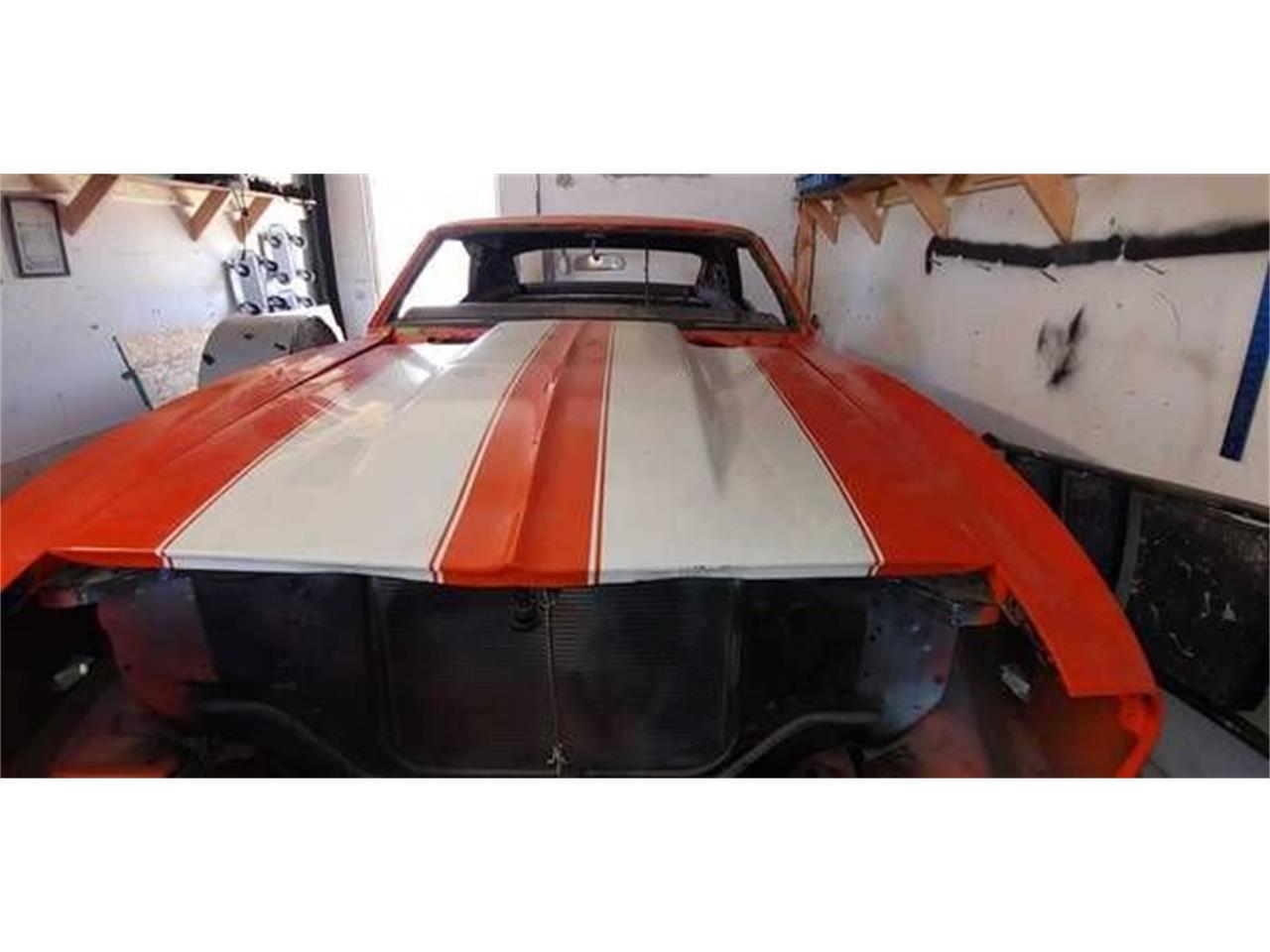 1968 Chevrolet Camaro (CC-1238944) for sale in Cadillac, Michigan