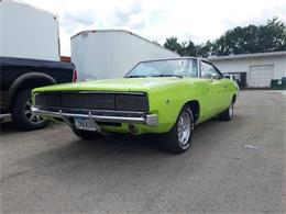1968 Dodge Charger (CC-1238945) for sale in Cadillac, Michigan