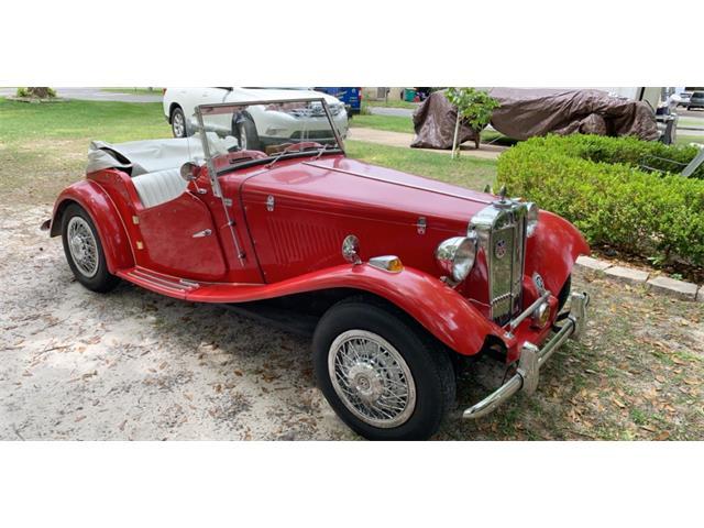 1952 MG TD (CC-1238957) for sale in Shalimar , Florida