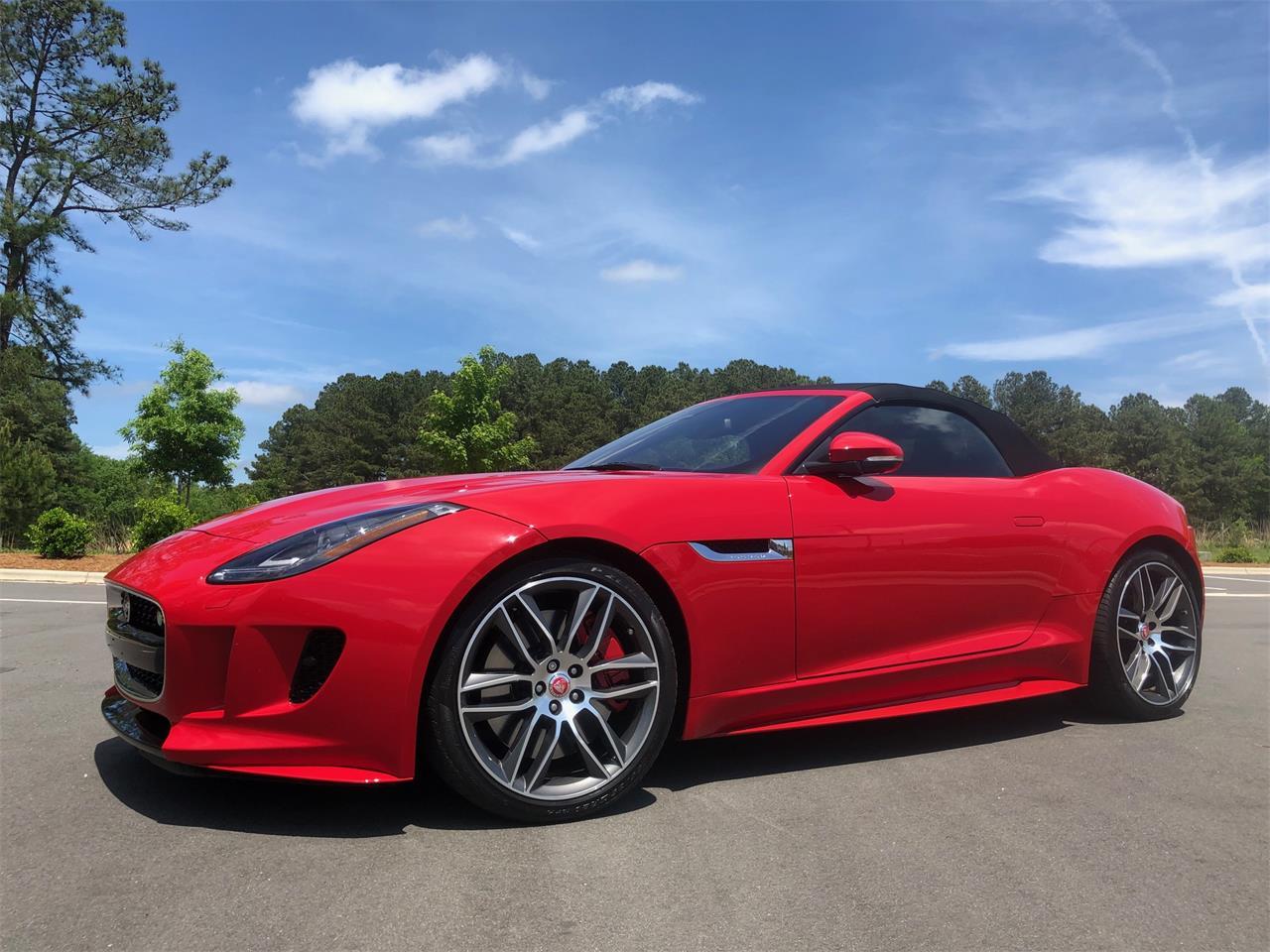 2017 Jaguar F-Type for Sale | ClassicCars.com | CC-1238967