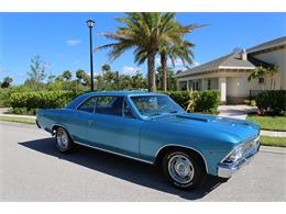 1966 Chevrolet Chevelle Malibu (CC-1238986) for sale in Fort Myers, Florida
