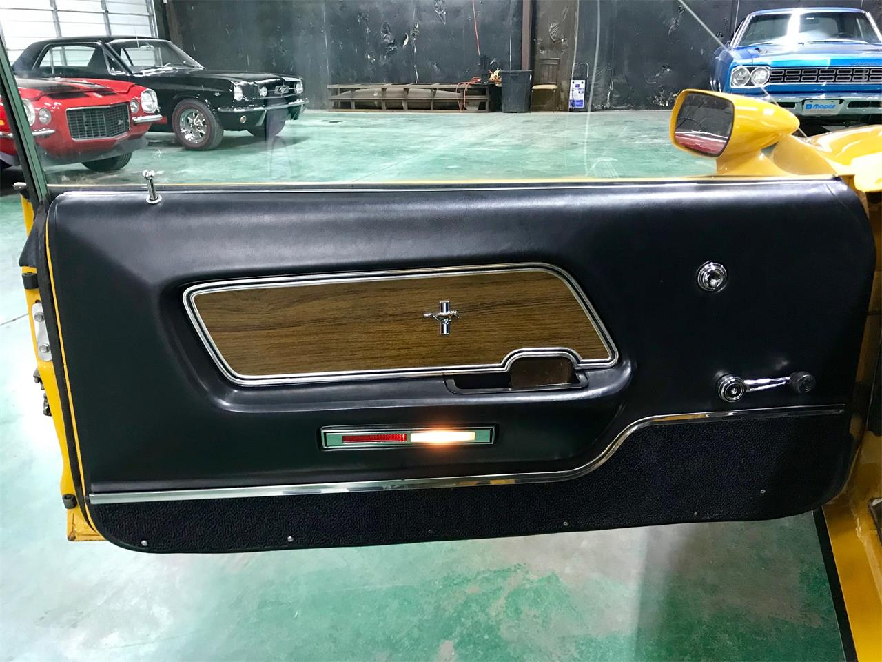 1970 Ford Mustang Mach 1 (CC-1239011) for sale in Sherman, Texas