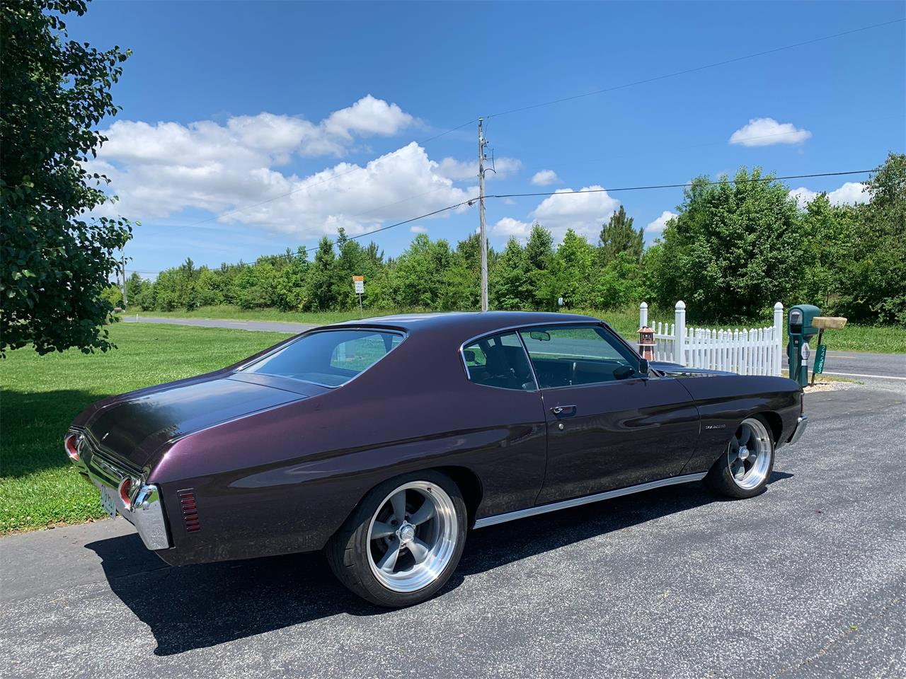 1972 Chevrolet Chevelle Malibu (CC-1239035) for sale in Ridgely, Maryland
