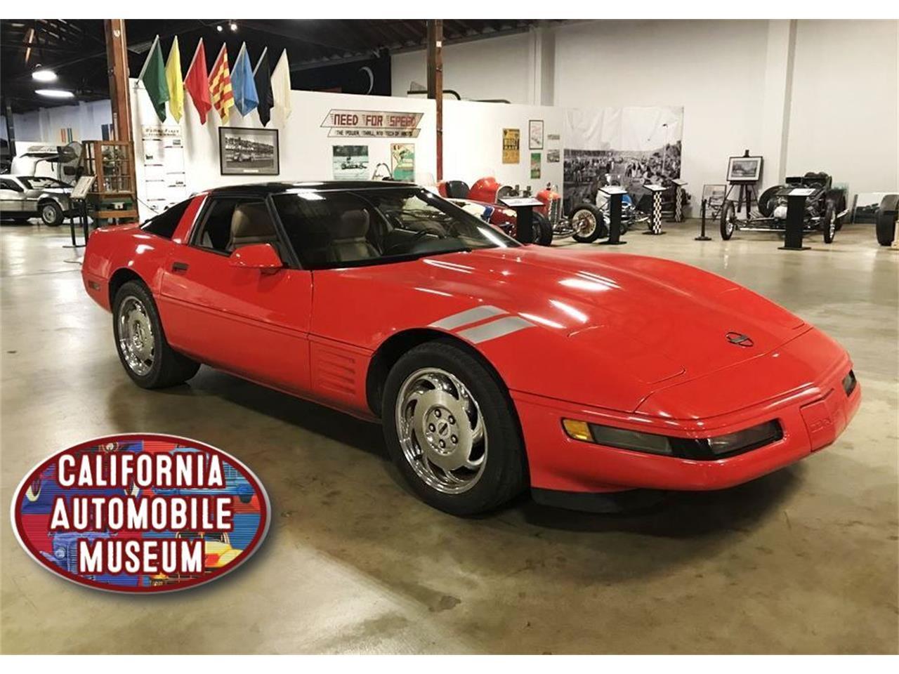 1993 Chevrolet Corvette (CC-1239036) for sale in Sacramento, California