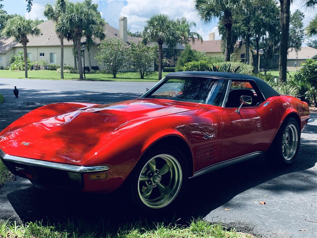 1970 Chevrolet Corvette (CC-1239039) for sale in Tampa, Florida