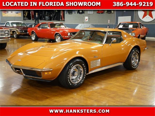 1971 Chevrolet Corvette (CC-1239063) for sale in Homer City, Pennsylvania