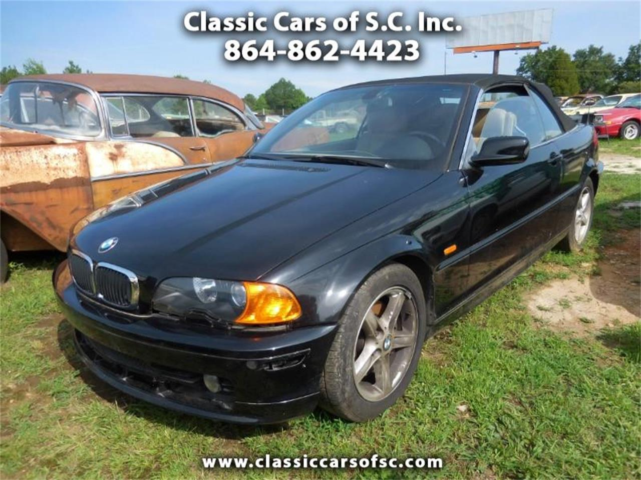 2003 BMW 3 Series (CC-1239070) for sale in Gray Court, South Carolina