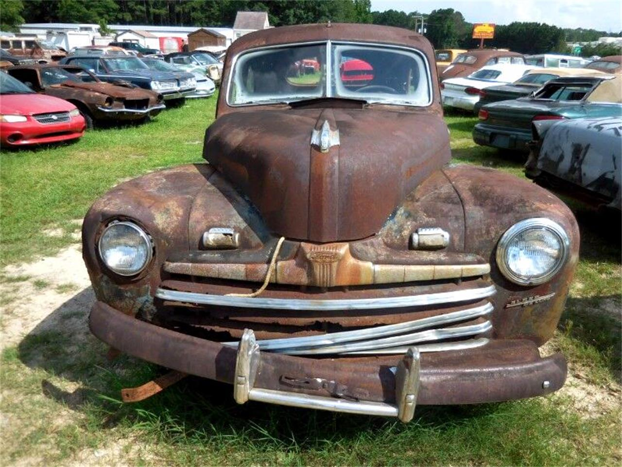 1946 Ford Coupe (CC-1239072) for sale in Gray Court, South Carolina