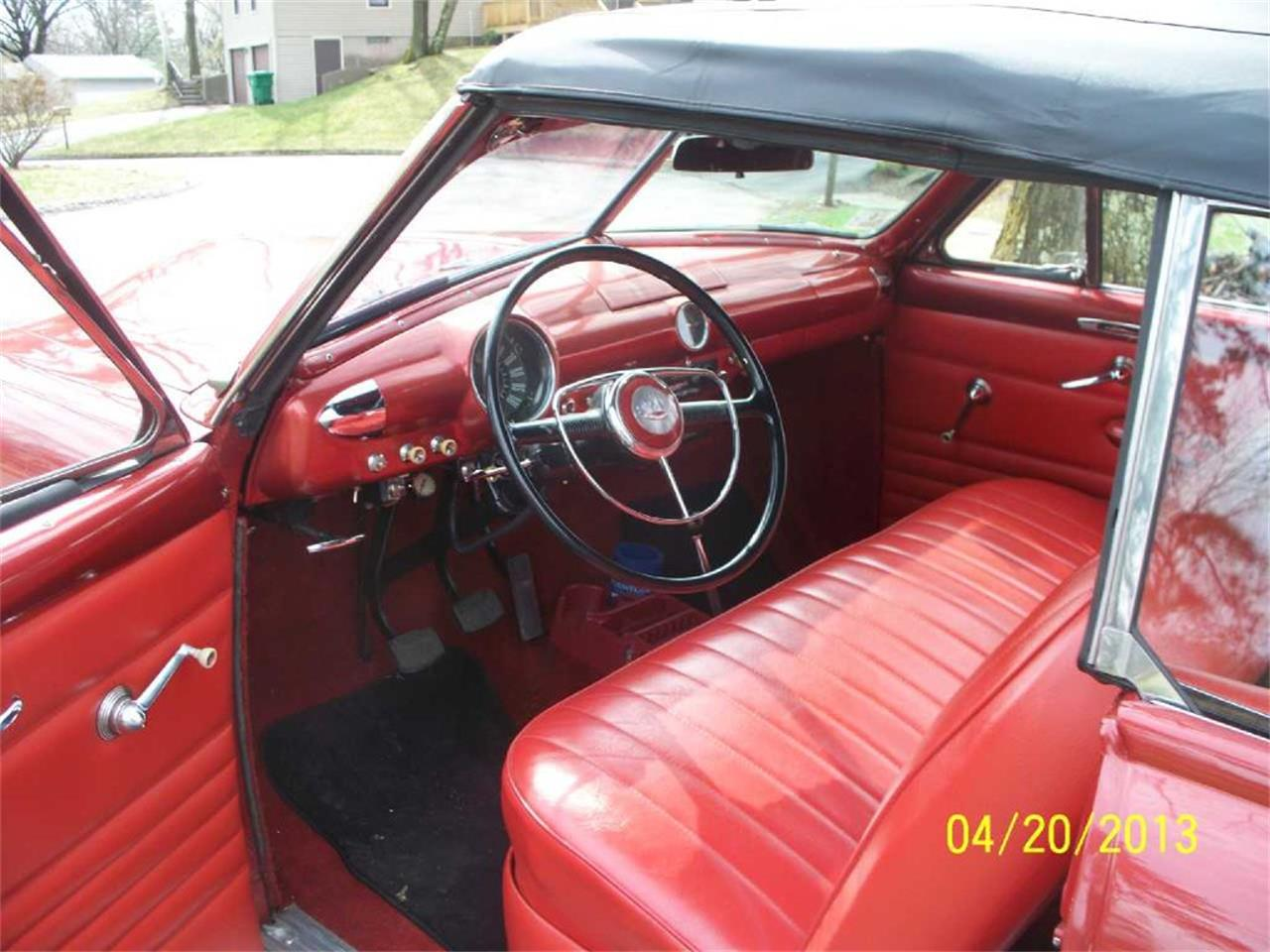 1950 Ford Custom (CC-1239086) for sale in West Pittston, Pennsylvania