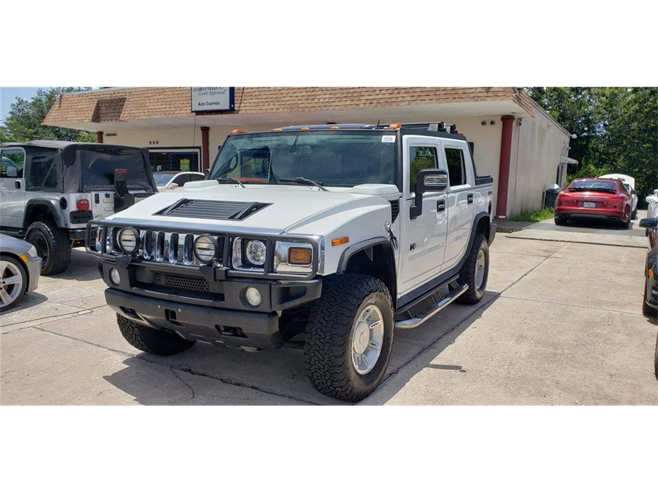 2007 Hummer H2 (CC-1239133) for sale in Orlando, Florida
